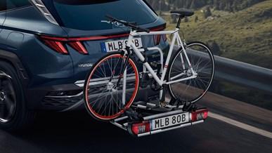 Cykelhållare till dragkrok