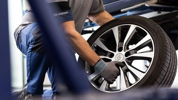 Montering av dina däck