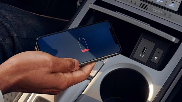 Trådlös mobilladdare