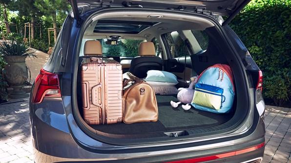 Packa bilen säkert