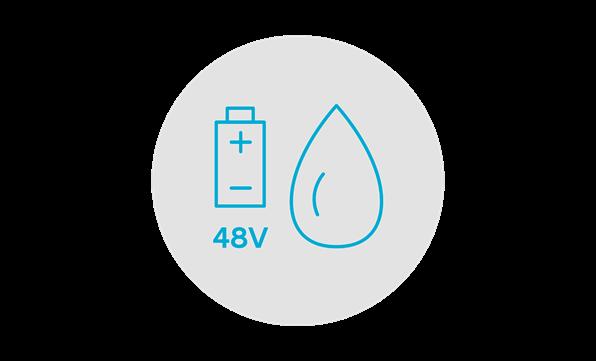 48 volts mildhybridsystem