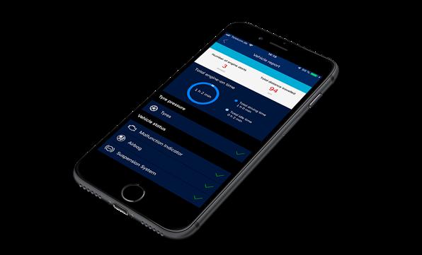 Upplev alla fördelar med BlueLink