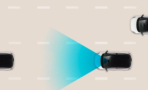 Navigationsbaserad smart farthållare (NSCC)