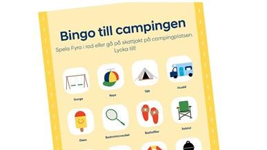 Hyundai Bingo Til Bilresan Campingen